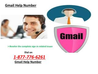 Galloping Remedy By Dialing Gmail Phone number1-877-776-6261
