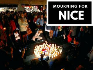 Mourning for Nice