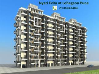 Nyati Evita at Lohegaon Pune