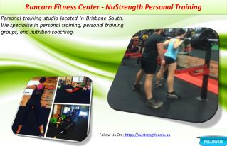 Runcorn Fitness Center - Personal Trainer