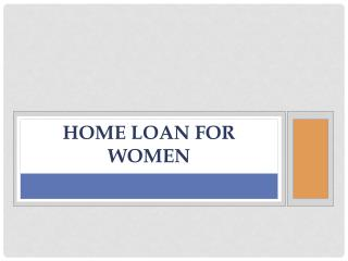 Buy a House Even with Bad Credit: Home Loan for Women with Bad Credit