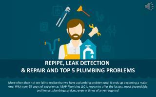 Top 5 Plumbing Problems