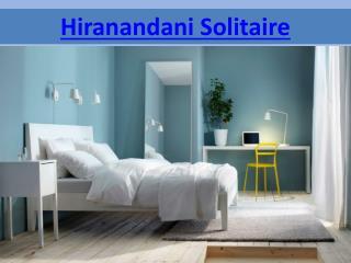 Hiranandani Solitaire