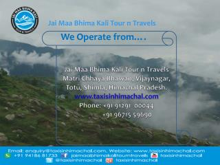 Best Hill Stations Tours in India, Dalhousie Tour Packages