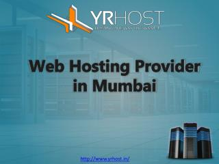 Web Hosting Provider in Mumbai
