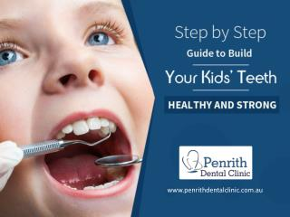 Tips to Take Good Care of Your Kid�s Dental Health