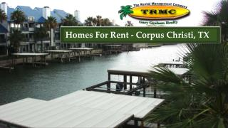 Homes For Rent - Corpus Christi, TX