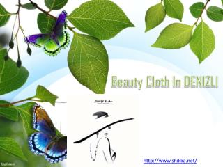 Fashion Clothes Business In Denizli