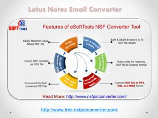 NSF Mail Converter