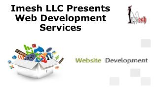 Web Development Services in Chandigarh