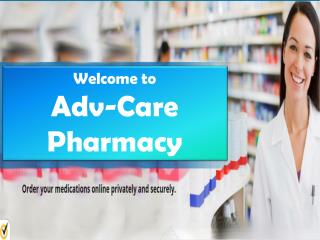 Preeminent Canadian Pharmacy Online