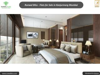 Runwal Bliss - Flats for sale in kanjurmarg mumbai