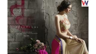 Womansvilla- Designer saree online collection