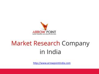 Overview: Best Market Research Companies in India