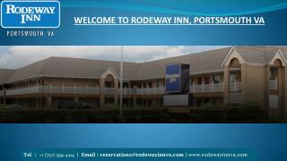 Hotel In Portsmouth VA - Rodeway Inn
