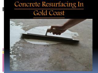 Epoxy Floors of Gold Coast Concrete Resurfacing