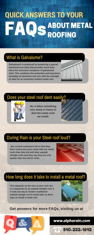 How Long Does it take to Install a Metal Roof?