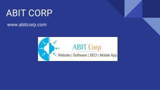 Mobile App development company in Indore