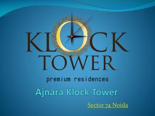 Ajnara Klock Tower