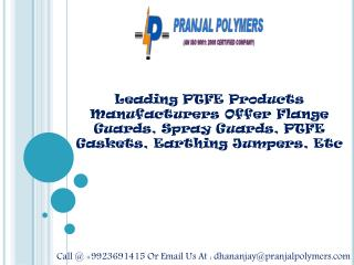 PP Flange Guards Manufacturers India, Wholesalers