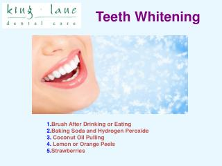 King Lane Dental Care