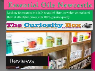 Best Essential Oils Newcastle