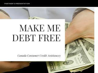 Debt Management Toronto