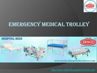 Emergency Medical Trolley
