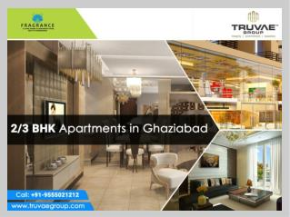2/3 BHK Luxury Residential Flats In Siddharth Vihar, Ghaziabad