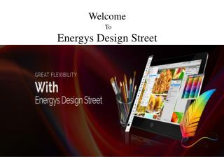 Energys Design Street Work Portfolio