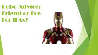 Simon Bottle - Robo Advice