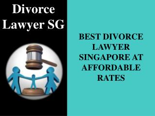 Divorce Lawyer Singapore – Our Process is Simple
