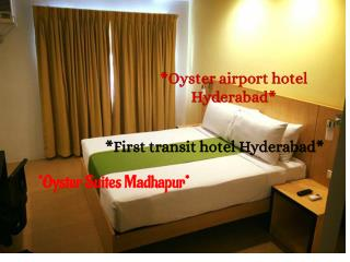 hotels in hyderabad near airport