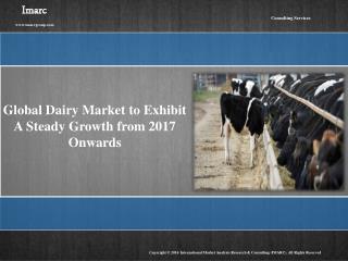 Global Dairy Market Worth US$ 584.8 Billion in 2015