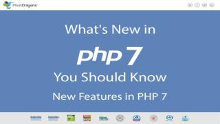New Features That Increase The Demand of PHP 7