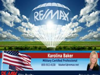 Real Estate Agent Karolina Baker