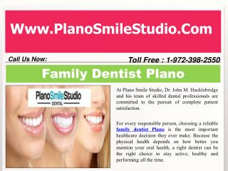 Family Dentist Plano - Best Dentist In Plano