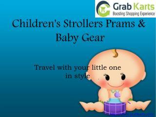 Children's Strollers | Prams & Baby Gear