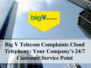 big v telecom complaints