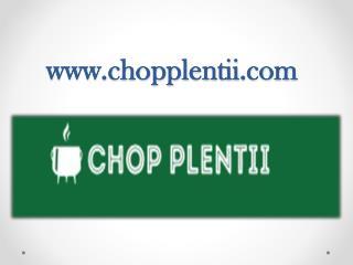 South African Food Store - www.chopplentii.com