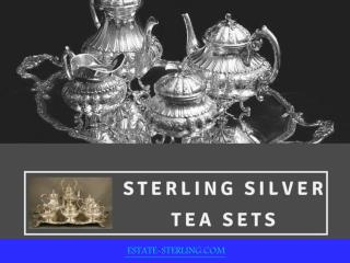 Collections of Tea sets