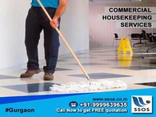 Housekeeping Services Gurgaon