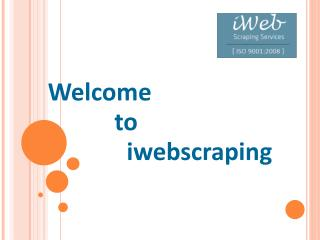 Web Scraping ,Data Scraping,Web Extraction,Data Extraction - USA