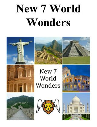 New 7 World Wonders eBook