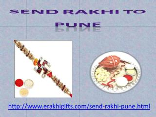 send Online Rakhi to Pune