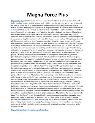 http://helix6garciniareview.com/magna-force-plus/