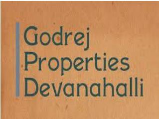 Godrej Devanahalli Bangalore Pre Launch