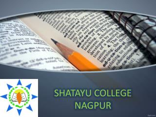 Shatayu College Nagpur