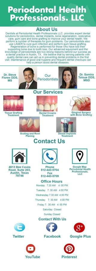 Periodontal Health Professionals. LLC