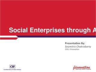 Fiinovation webinar on social enterprises through affirmative action